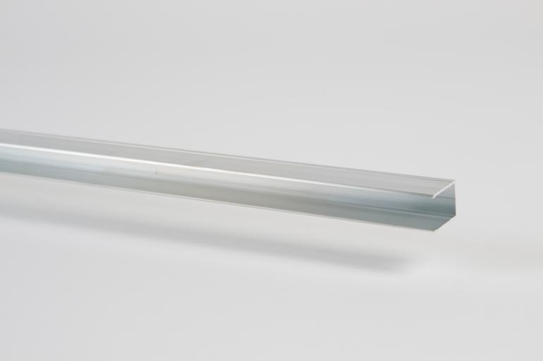 Click-Step 16 mm 2-lags Polycarbonat termoplade Opal