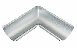 Superbly AluZink tagrender | Robuste og smarte tagrender i stål ⇒ e-plast.dk OQ24